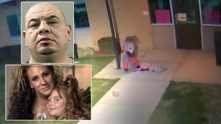 Download Father Arrested For Leaving 5-Year-Old Daughter Alone At Night In The Cold Video
