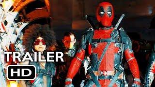 Download Deadpool 2 Official Teaser Trailer #4 (2018) Ryan Reynolds Marvel Movie HD Video