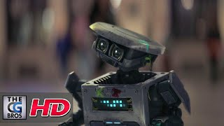 Download CGI 3D/VFX Spot: ″Dennis the Robot″ - by Ixor Visual Effects Video