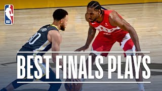 Download The BEST Plays of the 2019 NBA Finals | Presented by YouTubeTV Video