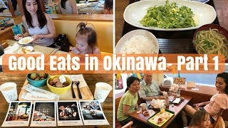 Download Good Eats in Okinawa Pt 1 | Best Foods on Island Video
