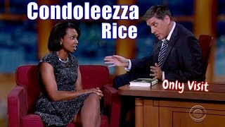 Download Condoleezza Rice Interviewed by Craig Ferguson About Her Autobiography Video
