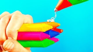 Download 80 STUNNING AND CHEAP CRAFTING HACKS YOU HAVE TO TRY Video