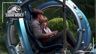 Download Jurassic World: Gyrosphere (Behind the Scenes) Video
