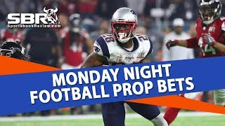 Download NFL Betting | Week 14 MNF Prop Pick: James White Video