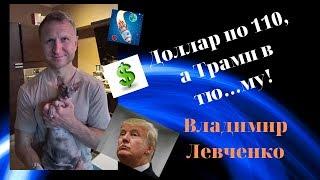 Download Владимир Левченко - доллар по 110, а Трамп в тю...му! Video