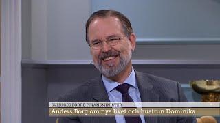 """Download Anders Borg om kärleken: """"Hon är min livspartner, kärlekspartner och samtal… - Malou Efter tio (TV4) Video"""