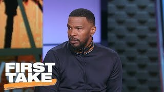 Download Jamie Foxx speaks on Colin Kaepernick and NFL national anthem protests | First Take | ESPN Video