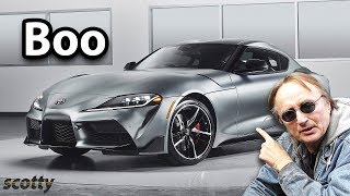 Download I'm Tired of Hearing About the New Toyota Supra Video