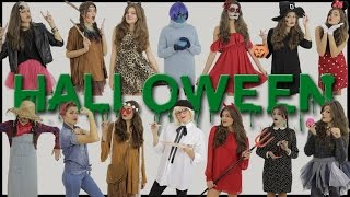 Download Disfraces Fáciles Para Halloween | Last Minute Easy Halloween Costumes Ideas | Angicupcakesblog Video