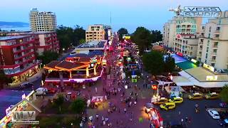 Download Sunny Beach Bulgaria night life / What Happens In Sunny Beach 08/2017 Video
