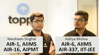 Download Important Books for AIPMT and AIIMS Preparation: AIR 1 & 6 AIIMS 2015 Video