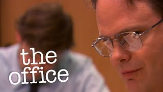 Download Dwight Time Thief - The Office US Video
