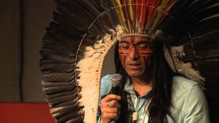 Download We are all connected with nature: Nixiwaka Yawanawa at TEDxHackney Video