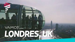 Download Vamos/LATAM: Una vuelta por Londres Video