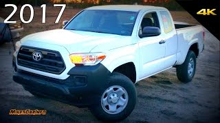 Download 2017 Toyota Tacoma SR - Quick Look in 4K Video