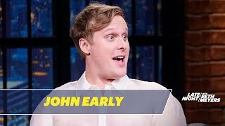 Download John Early Tells the Strange Story of Officiating Amy Schumer's Wedding Video