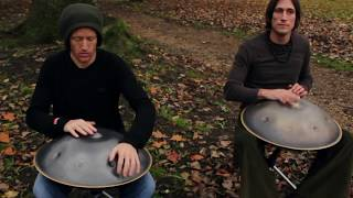 Download Hang Massive - Once Again - 2011 ( hang drum duo ) ( HD ) Video
