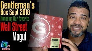 Download Gentleman's Box September 2018 👔 : LGTV Review Video