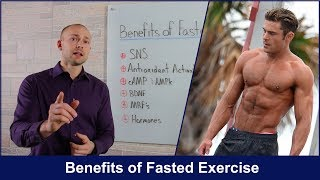 Download Benefits of Fasted Exercise   The Secret To A Hollywood Physique Video