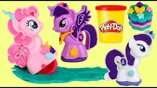 Download Playdoh Harmony Makers with My Little Pony (MLP) The Movie Friendship Festival Activity Toy Set Video