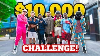 Download SIDEMEN $10,000 OUTFIT CHALLENGE Video