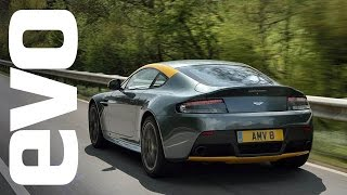 Download Aston Martin N430 on Scotland's greatest driving road | evo GREAT DRIVES Video