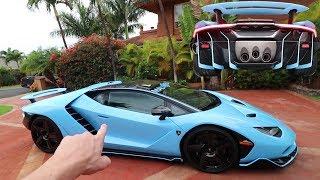 Download Why The Lamborghini Centenario is Worth $2,500,000 (Or More) Video