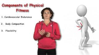 Download Components of physical fitness Video