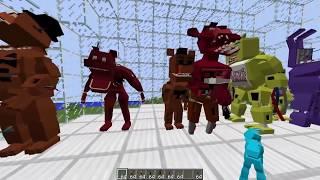 Download Minecraft : Eğlenceli Mod Tanıtımı : FİVE NİGHTS at FREDDY 4 MODU ! - ÇOK KORKUNÇ! Video