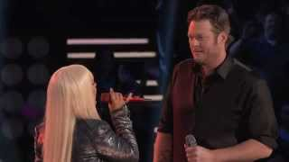Download Christina Aguilera & Blake Shelton - Just A Fool (Unofficial Music Video) Video