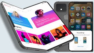 Download Apple iPhone Fold v2, iPhone 11 & AirPower Leaks! Video