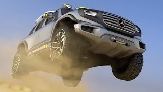 Download Mercedes G Class 2014 Ener-G-Force New G Class? Review 2015 CARJAM TV HD Mercedes G Wagon Video