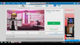 Download Roblox got talent!! I got golden buzzer!! (Played 7 years and wrecking ball) Video