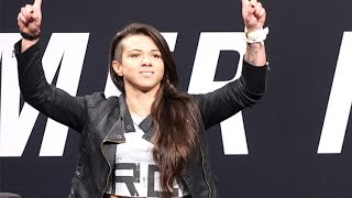 Download Gadelha says Namajunas doesn't deserve to be the number one contender Video
