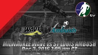 Download Milwaukee Wave vs St Louis Ambush Video