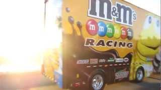 Download Nascar Sprint Cup Hauler Parade ~ Fontana 2012 ~ Video