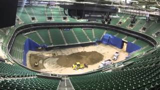 Download Time-Lapse Arena Flip: Utah Jazz Game to Monster Jam Video