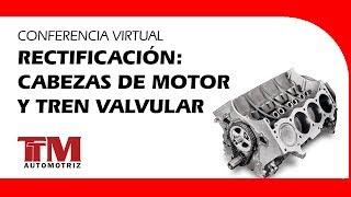 Download Rectificación: cabezas de motor y tren valvular Video