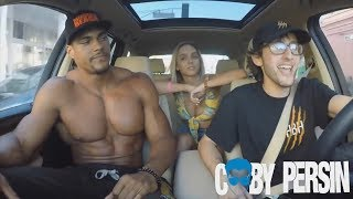 Download Body Builder Shocked By Rapping Uber Driver! Video