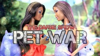 Download The Darbie Show: Pet War Video