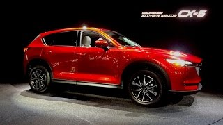 Download Mazda CX5 WORLD PREMIERE TECH REVIEW w/ Mazda Engineer Dave Coleman – 2016 Los Angeles Auto Show Video