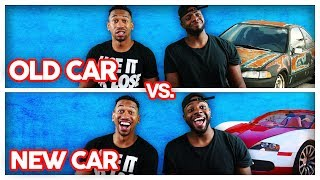 Download OLD CAR vs NEW CAR Video