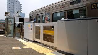 Download 名古屋市交通局 東山線 5050形 VVVF未更新車 加速音♪ Video