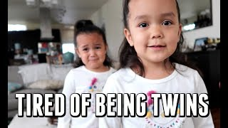 Download TIRED OF BEING TWINS - ItsJudysLife Vlogs Video