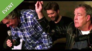 Download Funny Interview - Clarkson , Hammond & May - drivetribe ,Grand Tour season 2, Ice Cream - Feb 2017 Video