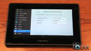 Download How To: Use Wifi Sharing on the Blackberry Playbook to Transfer Files Video