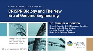 Download CRISPR Biology and the New Era of Genome Engineering Video