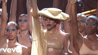Download Lady Gaga - Born This Way (GRAMMYs on CBS) Video