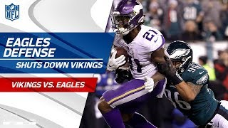 Download Philly Defense Shuts Down Minnesota! | Vikings vs. Eagles | NFC Championship Player HLs Video
